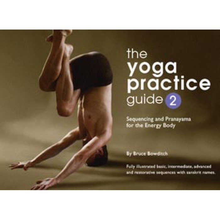 The Yoga Practice Guide 2 Βιβλία στα Αγγλικά