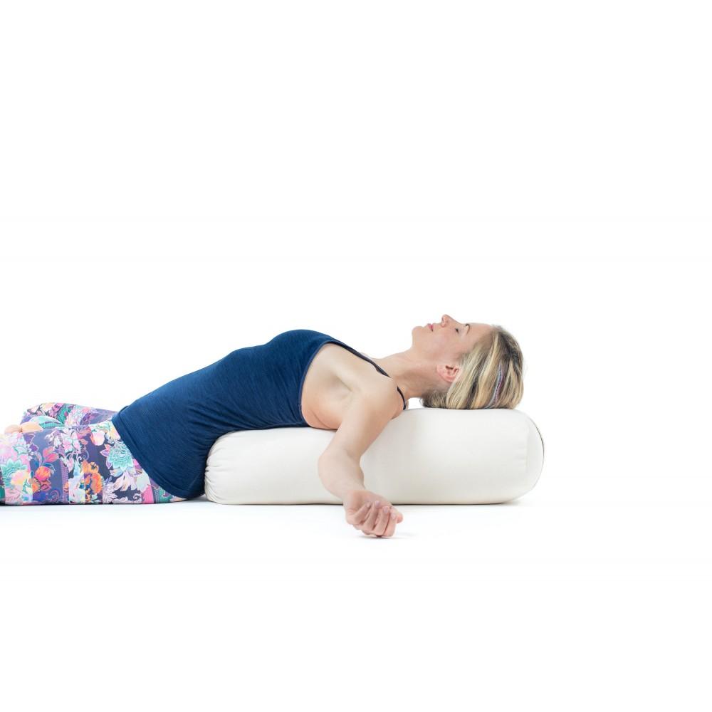 Yoga Bolster Meditation: Yoga Bolster RESTORATIVE L