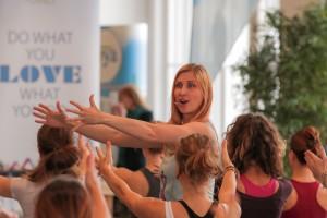 Εκπαίδευση Δασκάλων Γιόγκα με τη Maja Zilih στο Athens Yoga