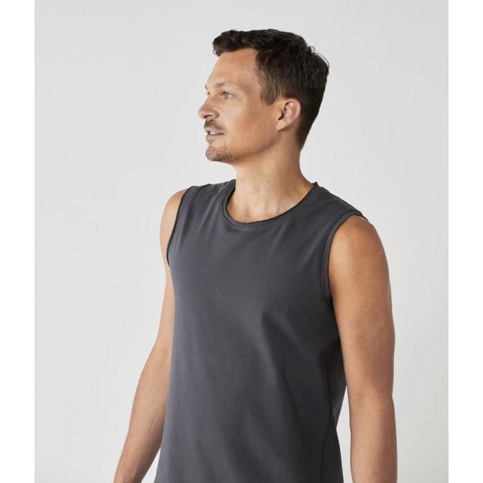 Μπλούζα από Οργανικό Βαμβάκι  Μπλούζες Yoga και Pilates